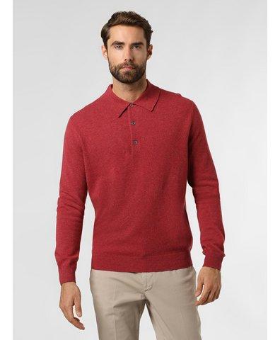 Sweter męski z czystego kaszmiru