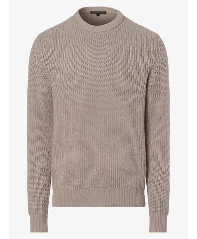 Sweter męski z dodatkiem alpaki – Hendry