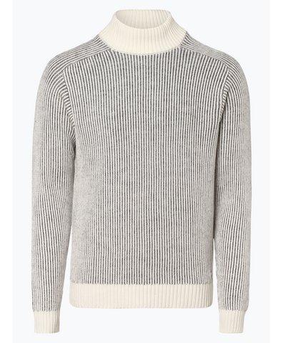 Sweter męski z dodatkiem alpaki – Kasting
