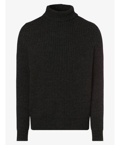 Sweter męski z dodatkiem alpaki – Wyath