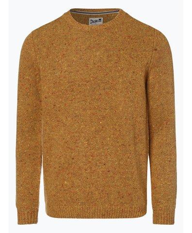 Sweter męski z dodatkiem alpaki