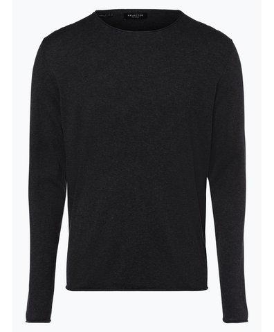 Sweter męski z dodatkiem jedwabiu – Dome