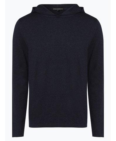 Sweter męski z dodatkiem kaszmiru – Amar