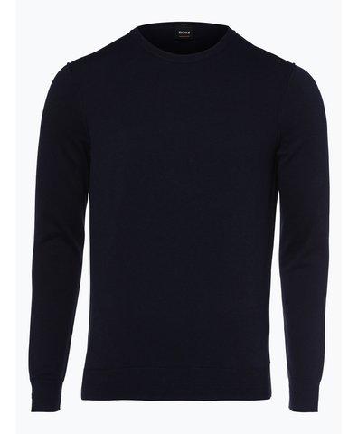 Sweter męski z dodatkiem kaszmiru – Kwasiros