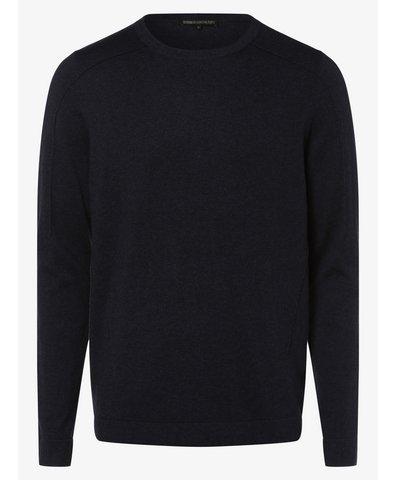 Sweter męski z dodatkiem kaszmiru – Zak