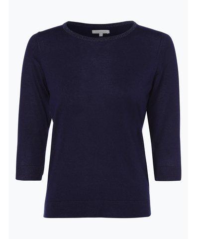 Sweter z dodatkiem jedwabiu i kaszmiru