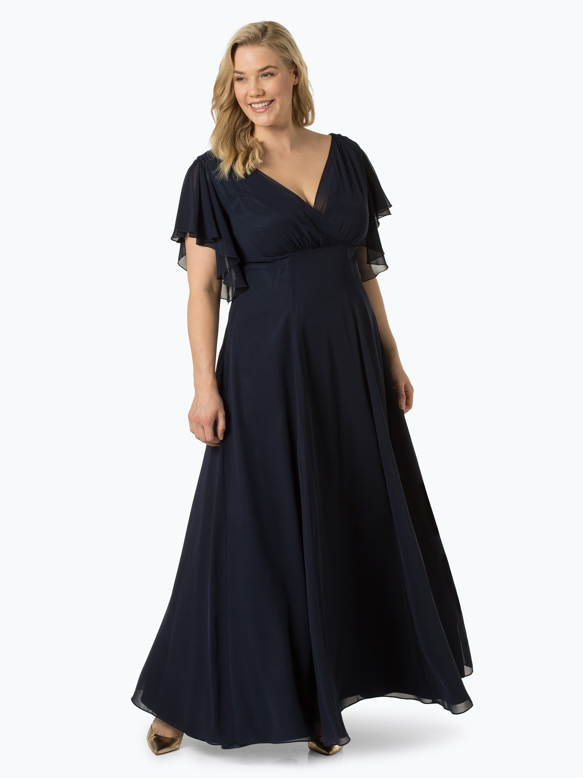 Swing Curve Damen Abendkleid
