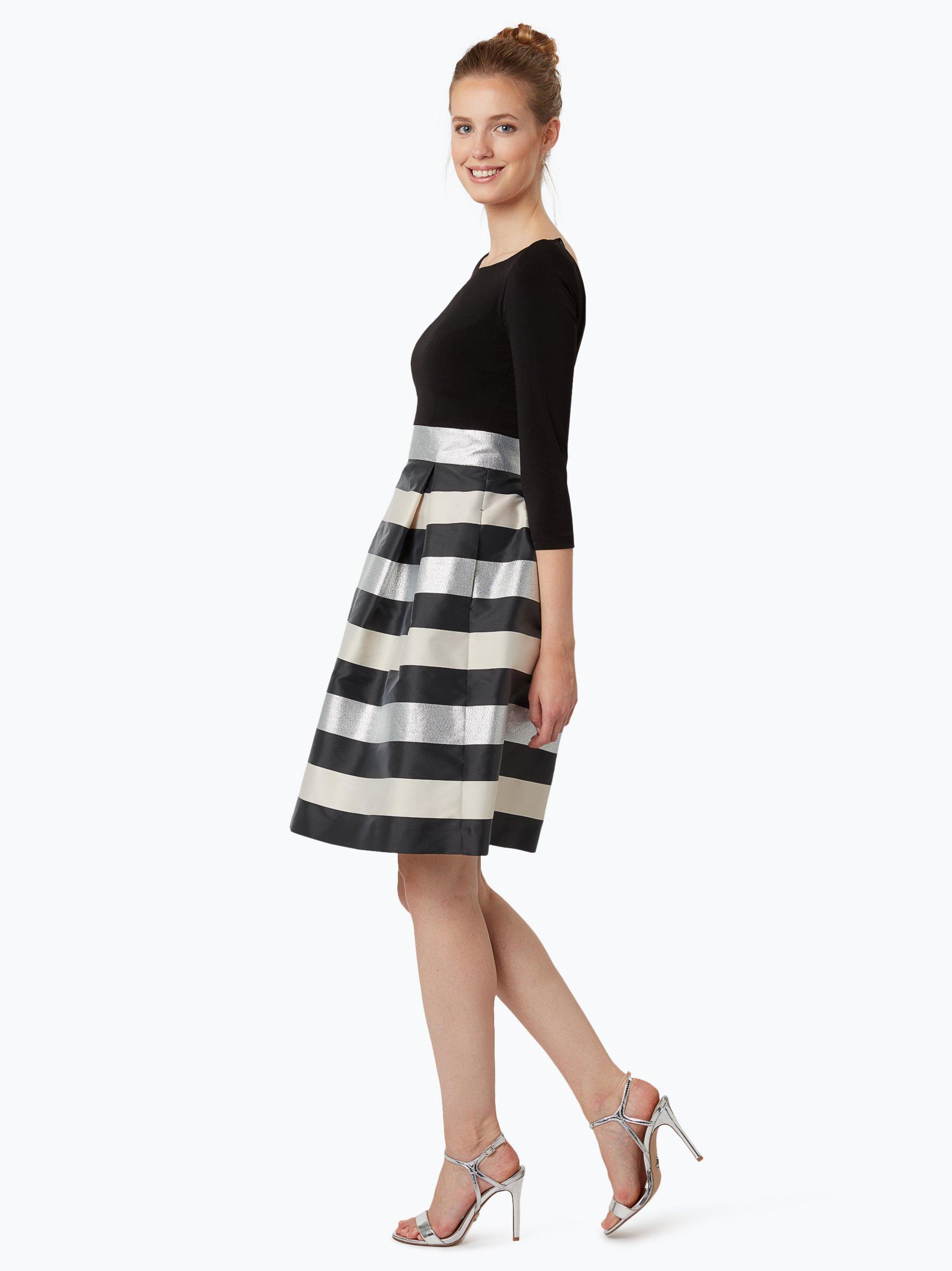 Swing Damen Cocktailkleid schwarz gemustert online kaufen | PEEK-UND ...
