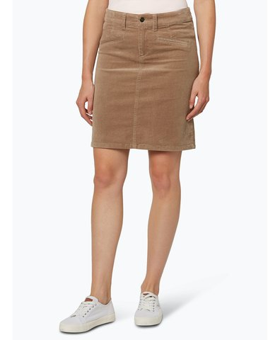Sztruksowa spódnica damska