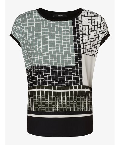 T-shirt damski – Kori Check