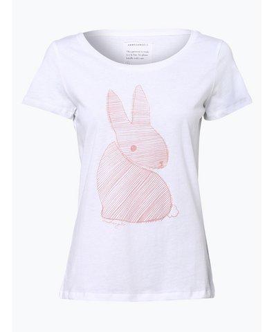 T-shirt damski — Mari Bunny