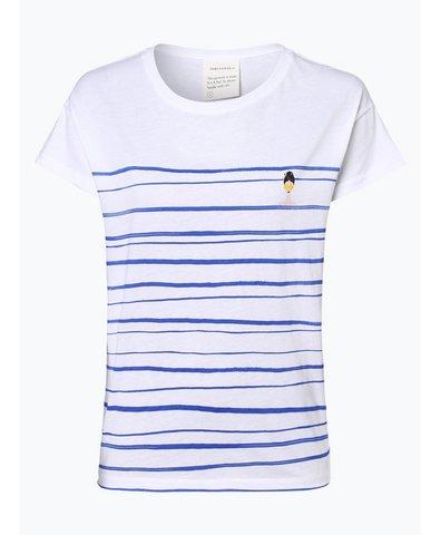 T-shirt damski – Nelaa Woman At The Sea