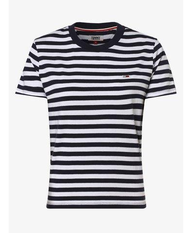 T-shirt damski – TJW Tommy Classic Stripe Tee