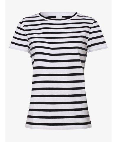 T-shirt damski z dodatkiem lnu – Tespring