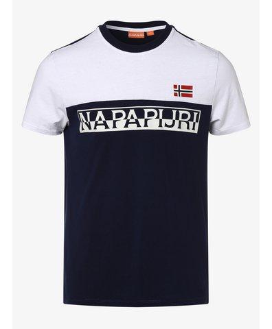 T-shirt męski – Saras