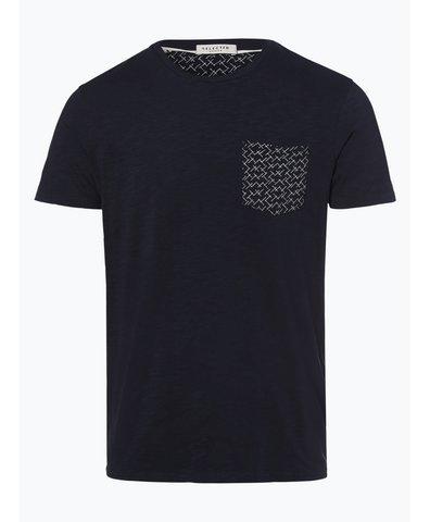 T-shirt męski – Slhkristian