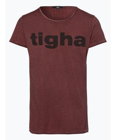 T-shirt męski – Tigha Logo Vintage