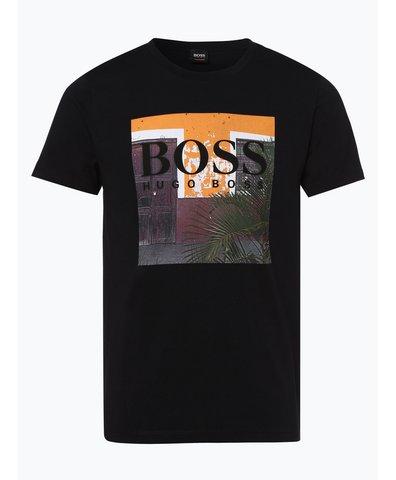 T-shirt męski – Tux1