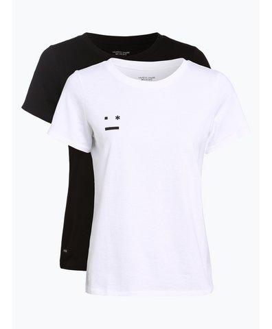 T-shirty damskie pakowane po 2 szt.