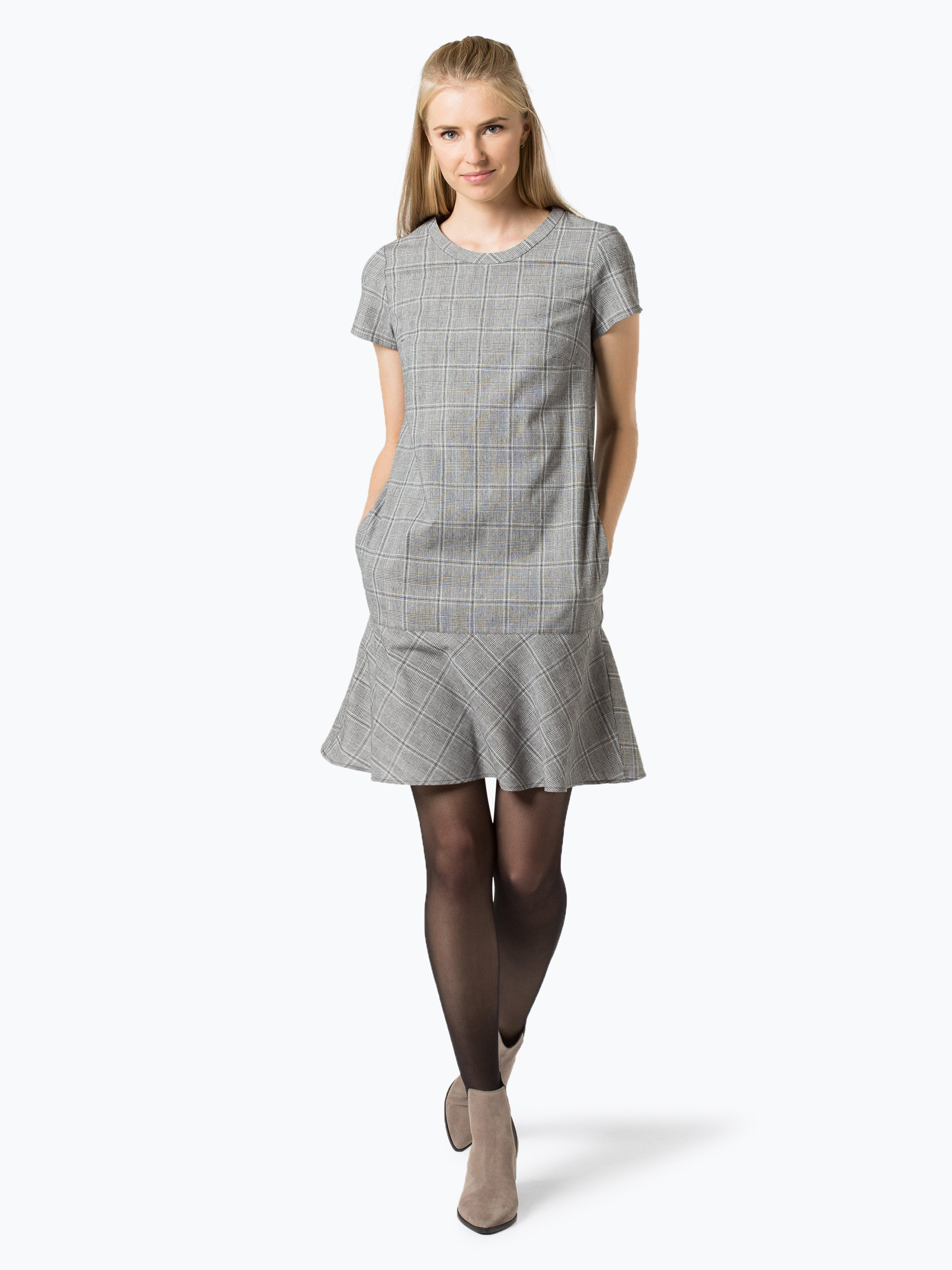 talk about Damen Kleid mit Leinen-Anteil online kaufen ...