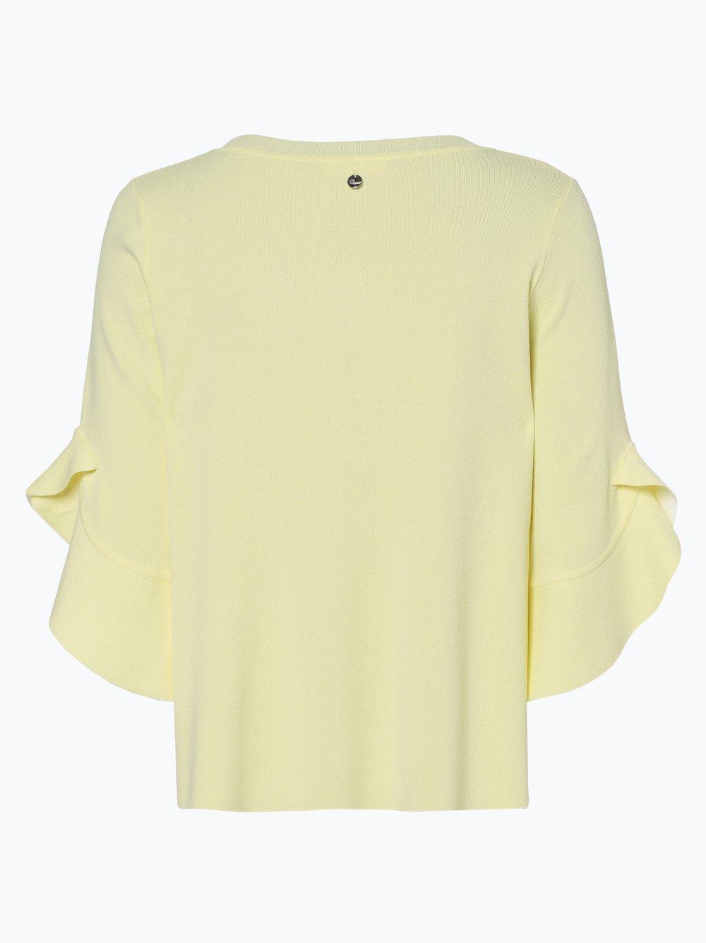Damen Pullover gelb Talk about iQOhG