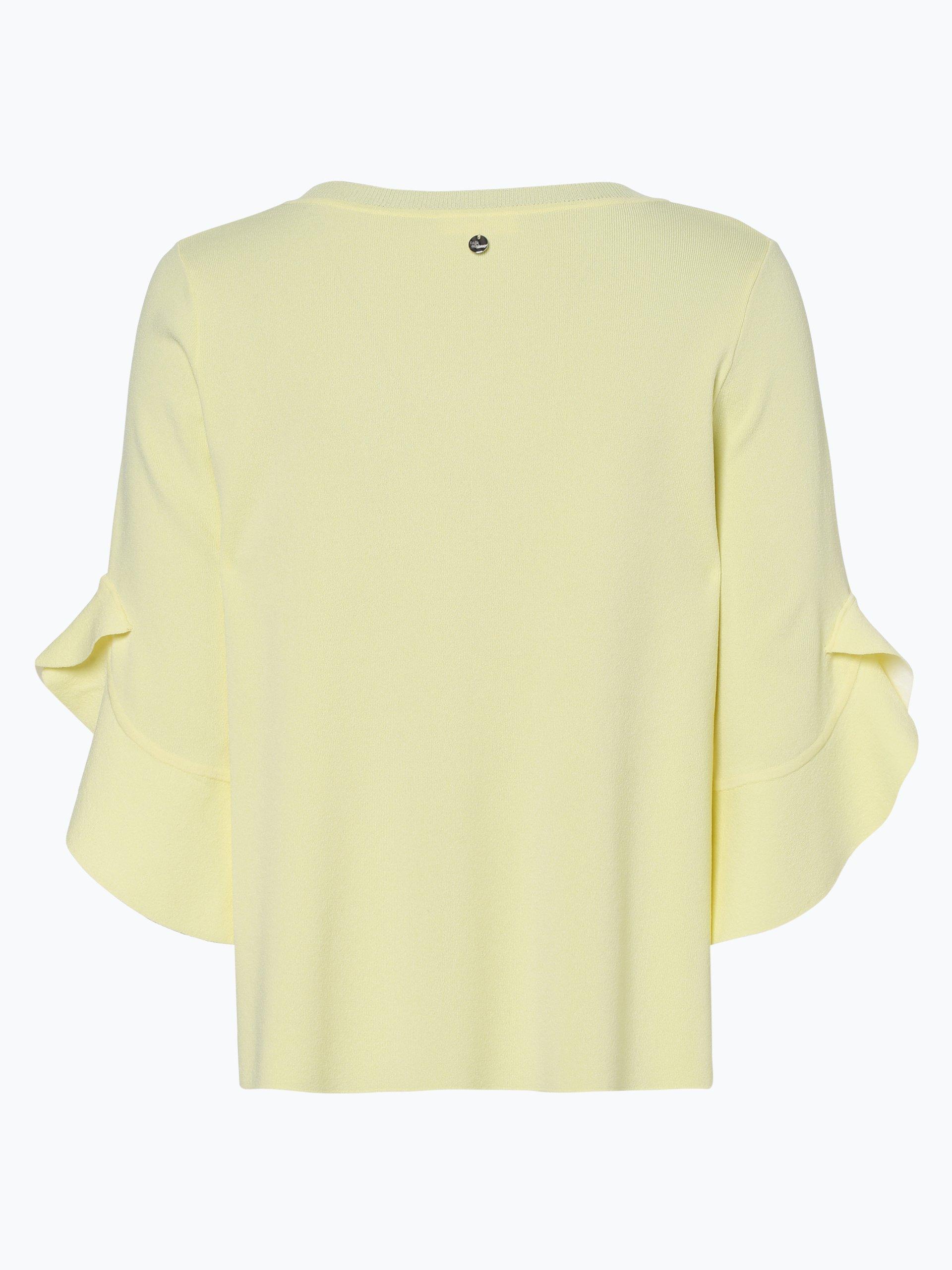 talk about Damen Pullover