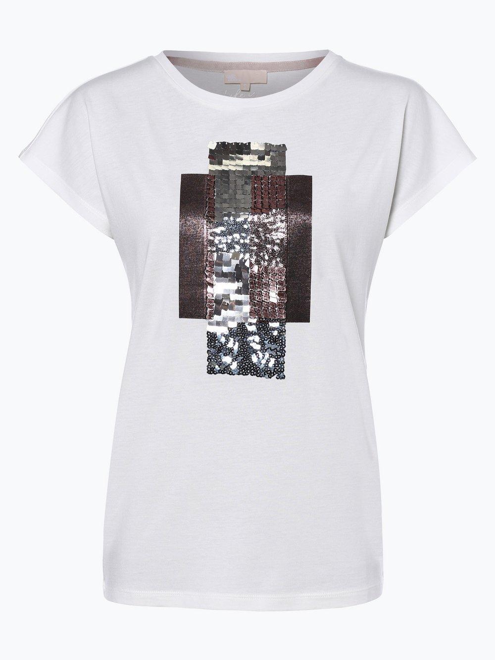 Damen T-Shirt schwarz Talk about Günstige Top-Qualität Rabatte Verkauf Online Wo Niedrigen Preis Kaufen Freiheit Genießen dK09LubQ