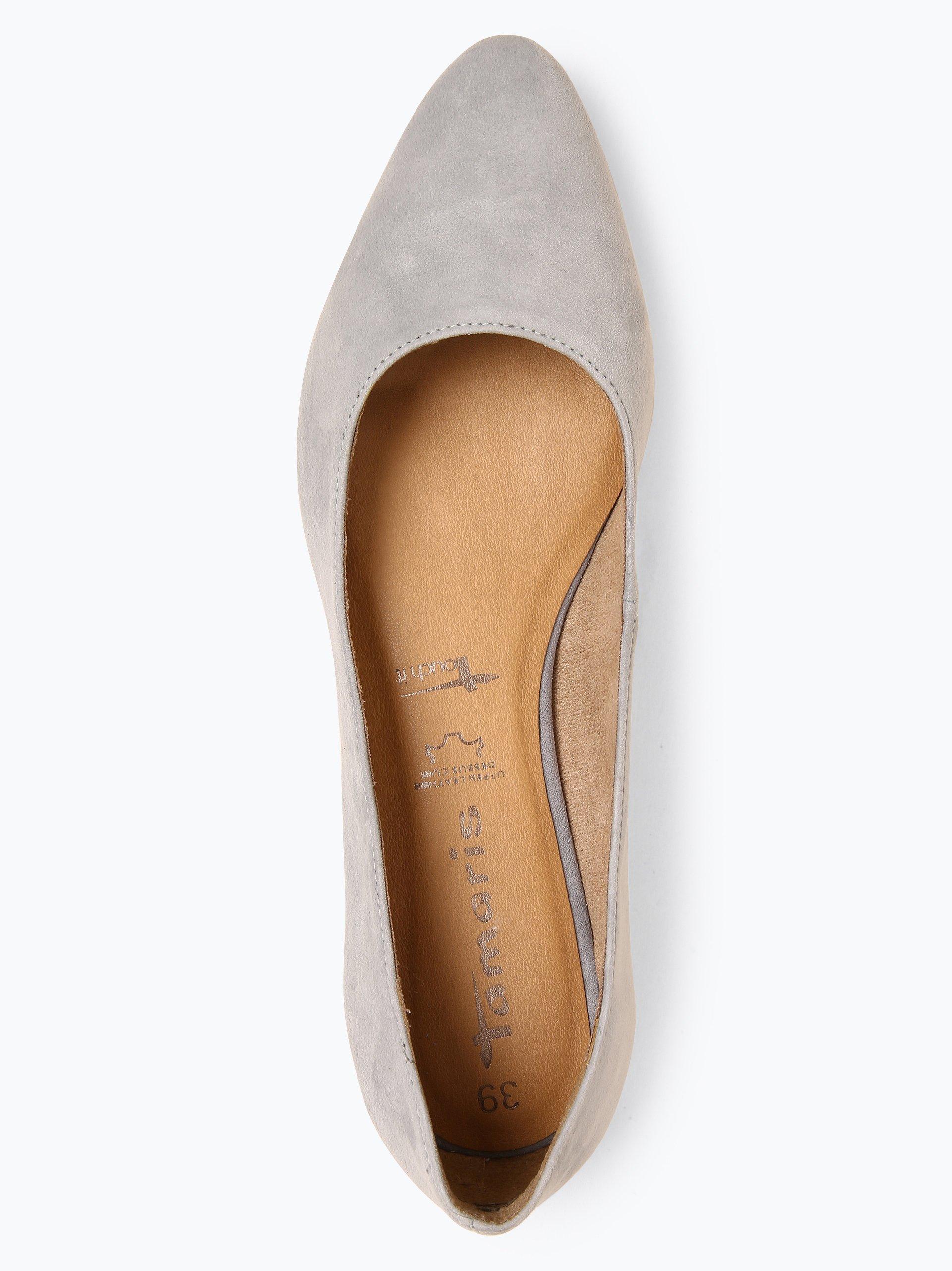 Tamaris Damen Ballerinas aus Leder