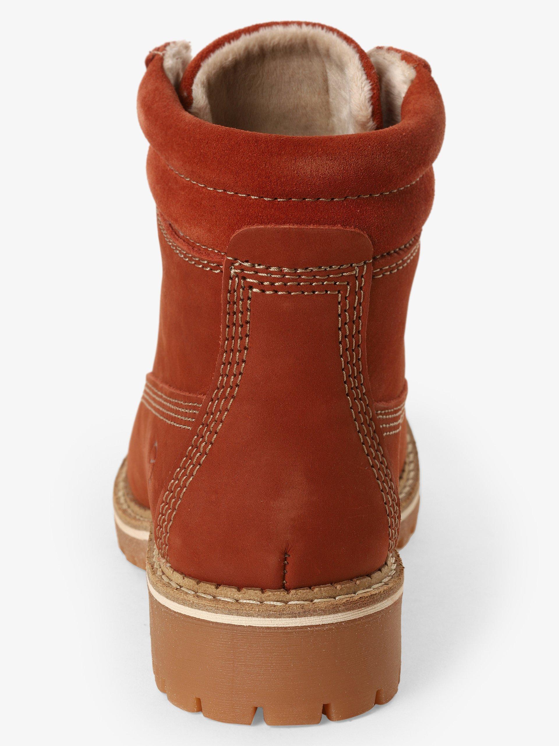 Tamaris Damen Boots aus Leder