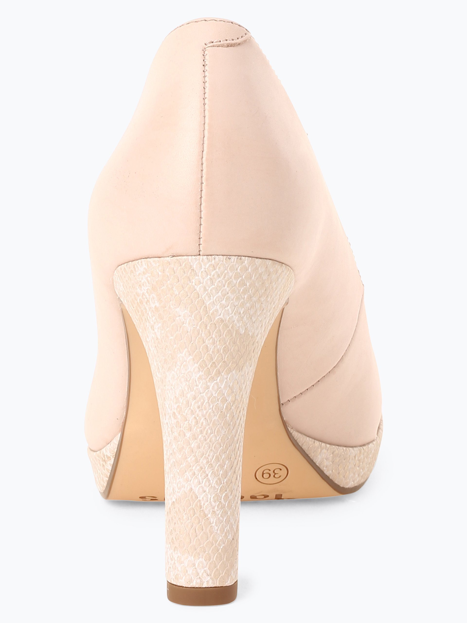 Tamaris Damen Pumps aus Leder