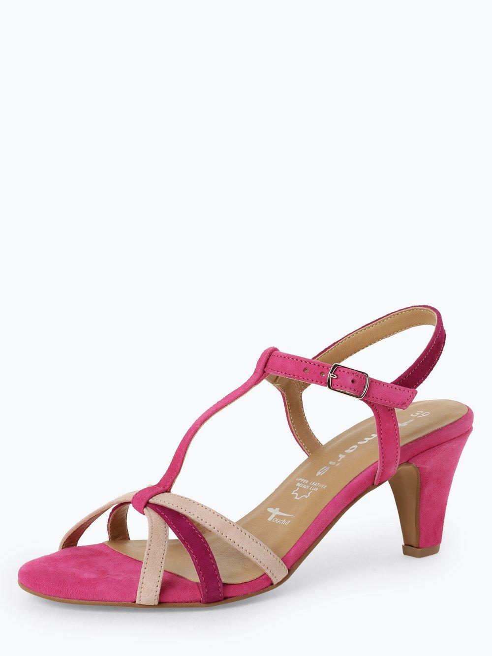 Tamaris Damen Sandaletten aus Leder online kaufen | PEEK UND
