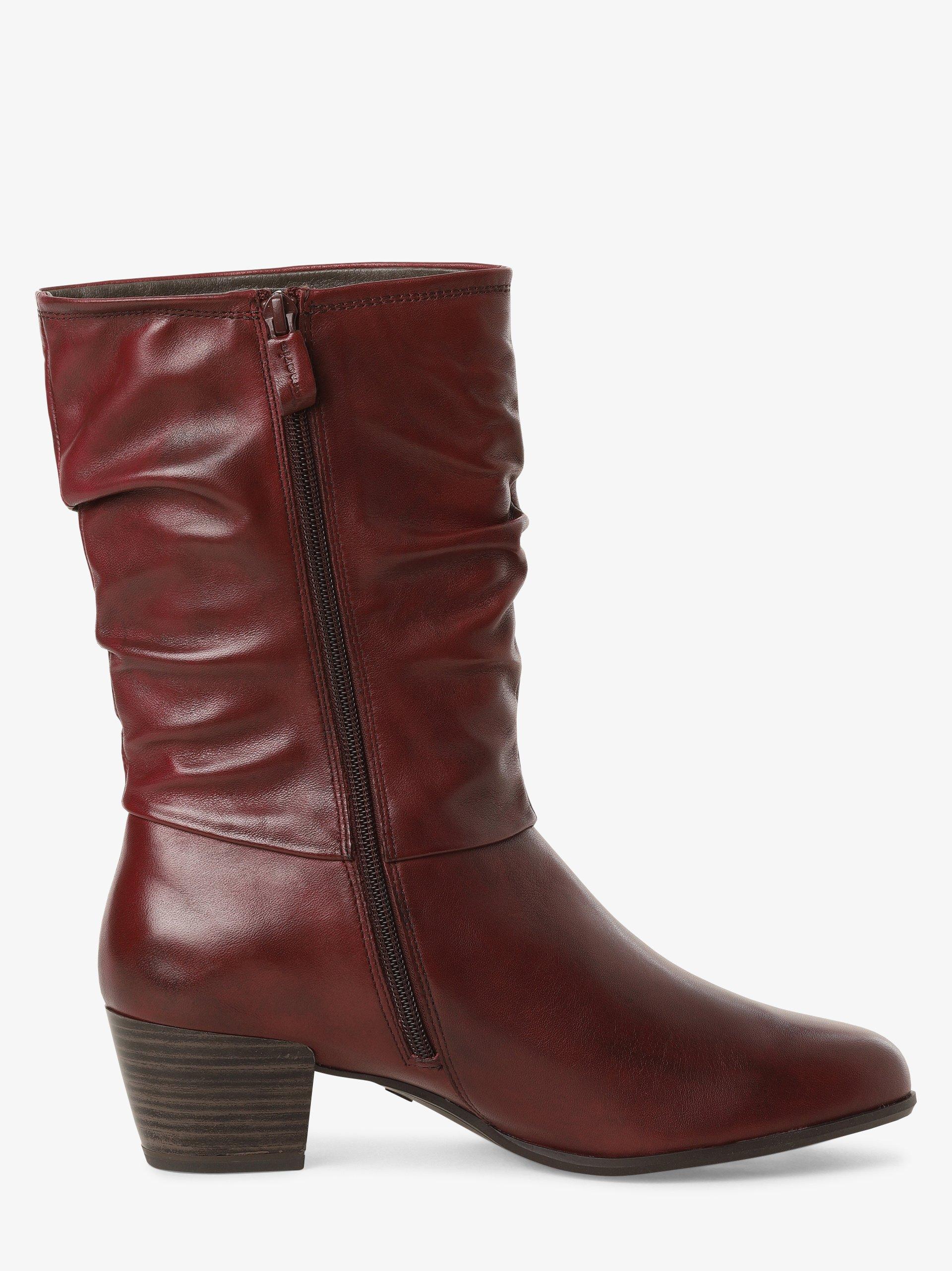 Tamaris Damen Stiefel aus Leder