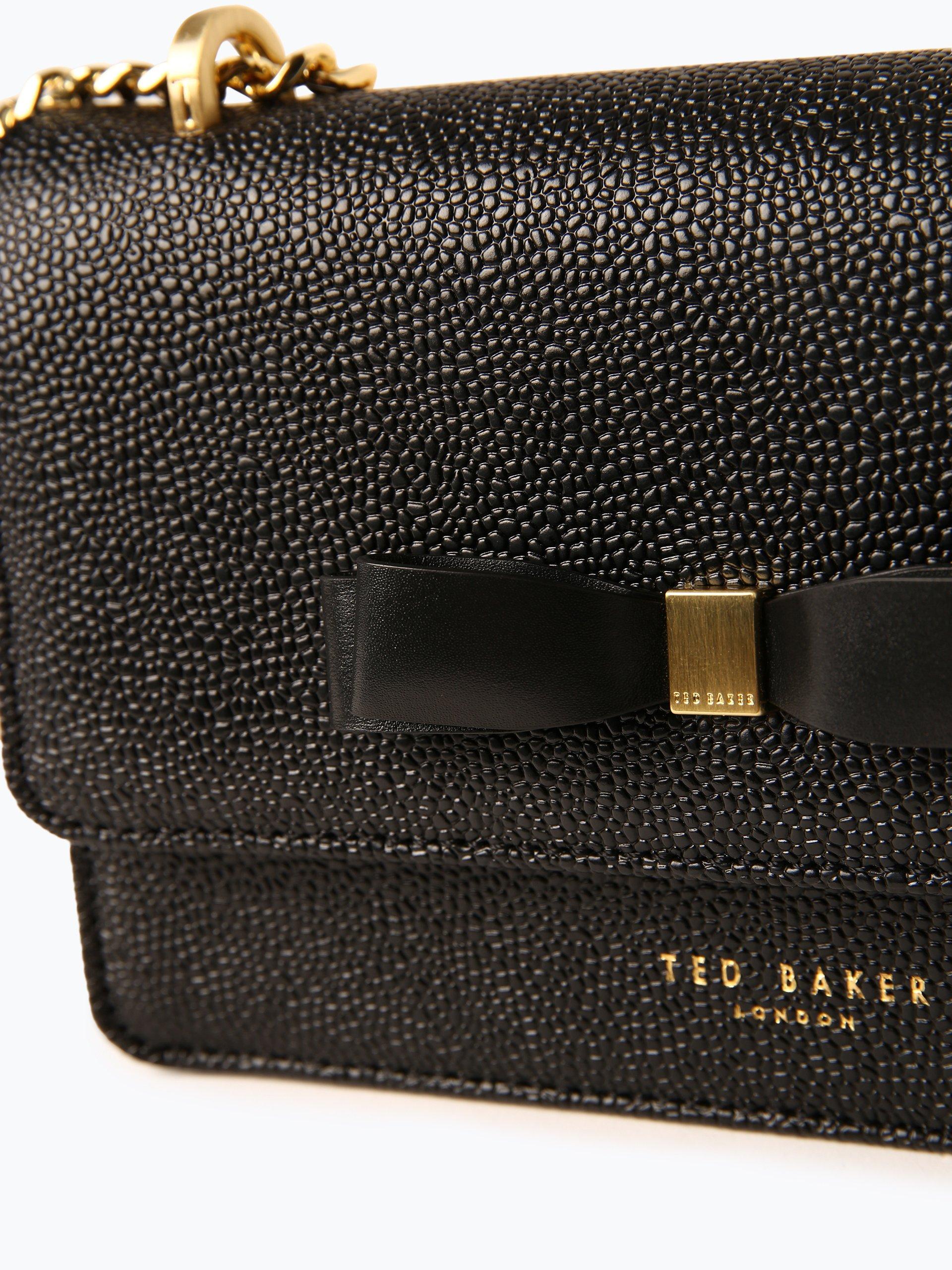 Ted Baker Damska torba na ramię ze skóry – Joanaa