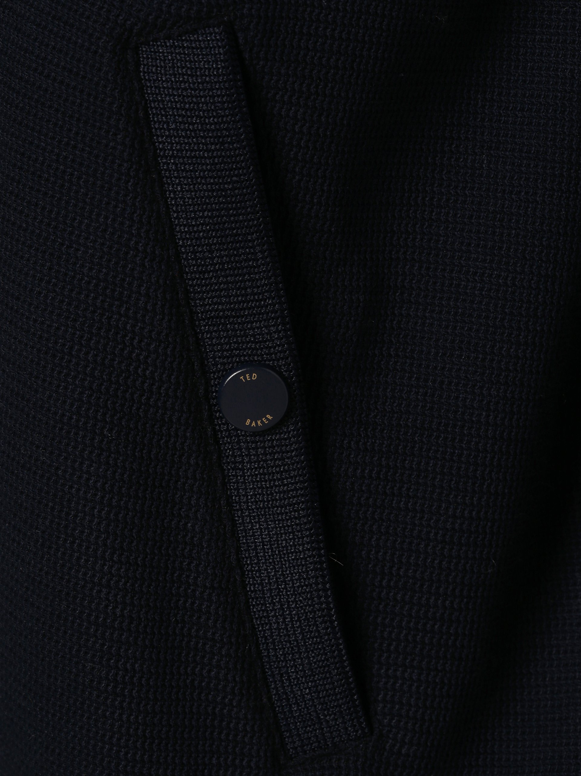 Ted Baker Męska bluza rozpinana