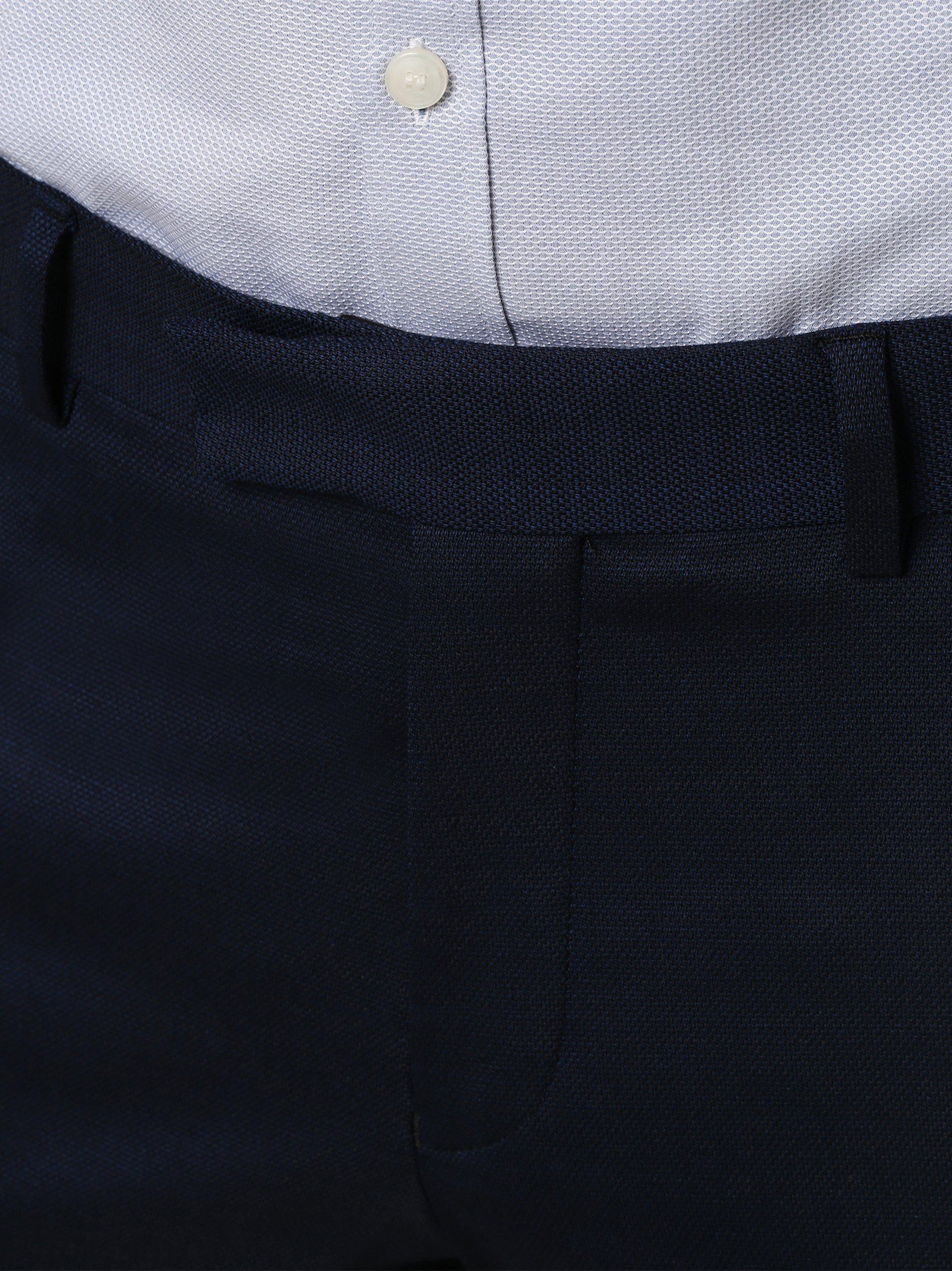 Tiger of Sweden Męskie spodnie od garnituru modułowego – Gordon