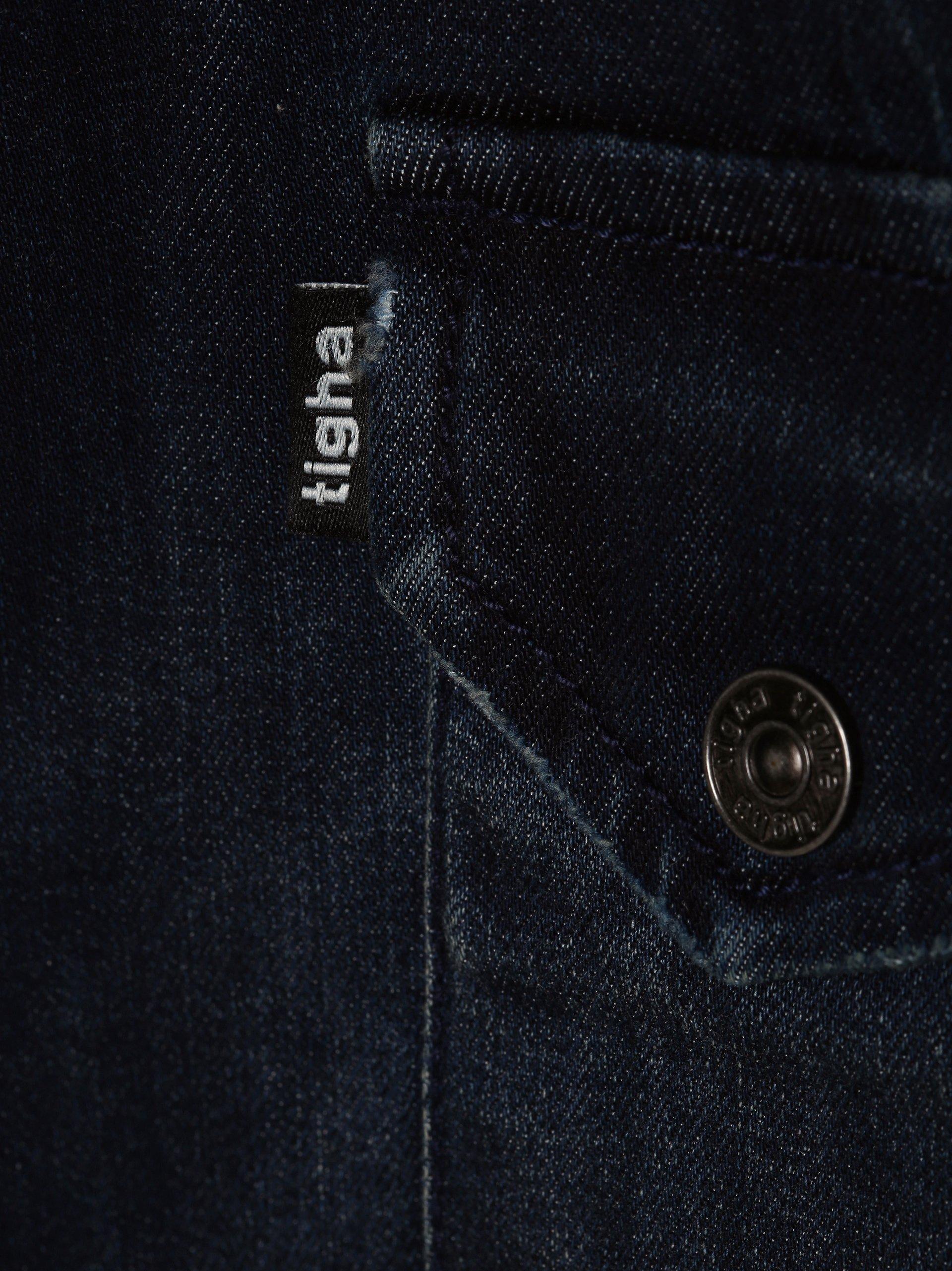 Tigha Męska koszula jeansowa – Fred