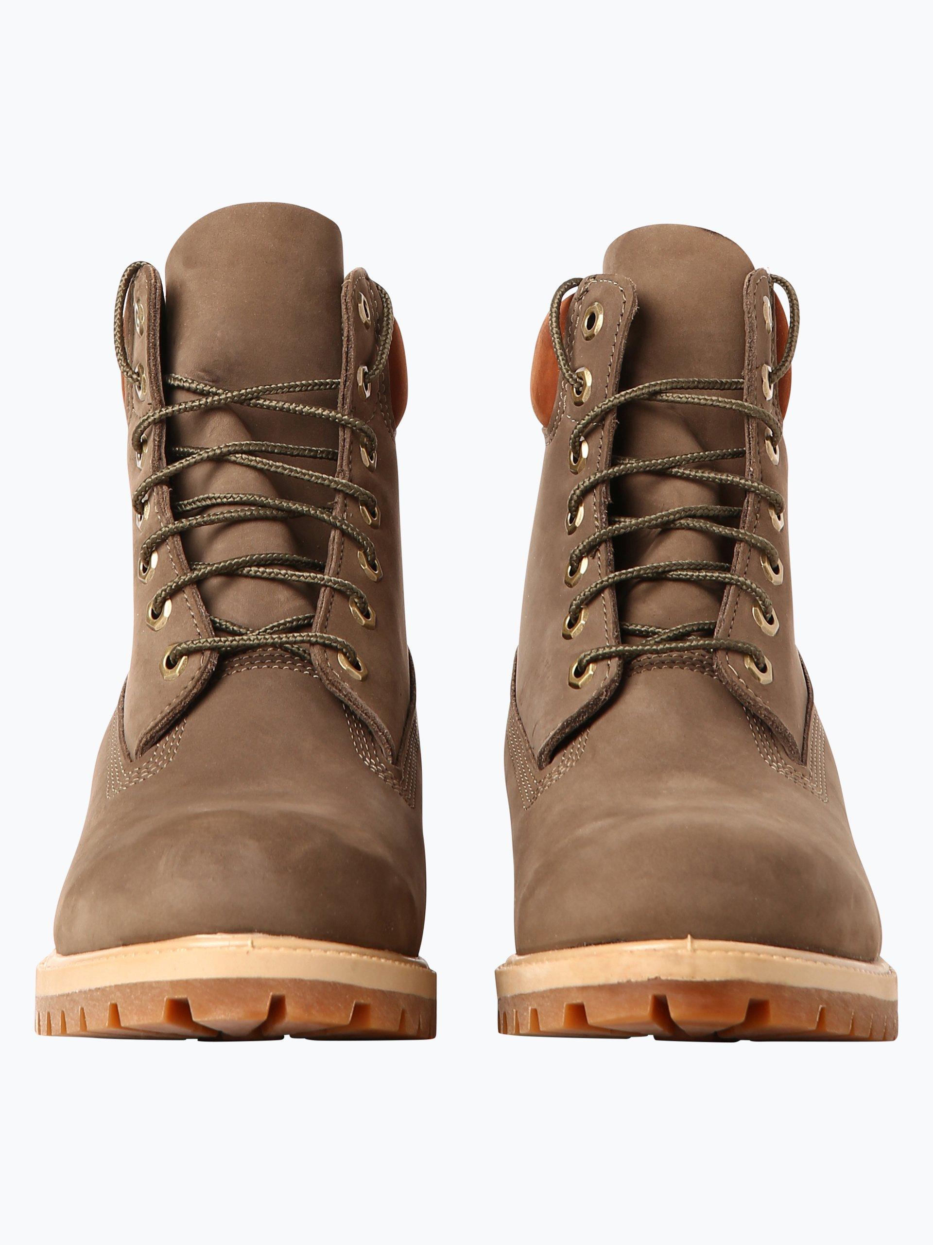 timberland herren boots aus leder taupe uni online kaufen. Black Bedroom Furniture Sets. Home Design Ideas