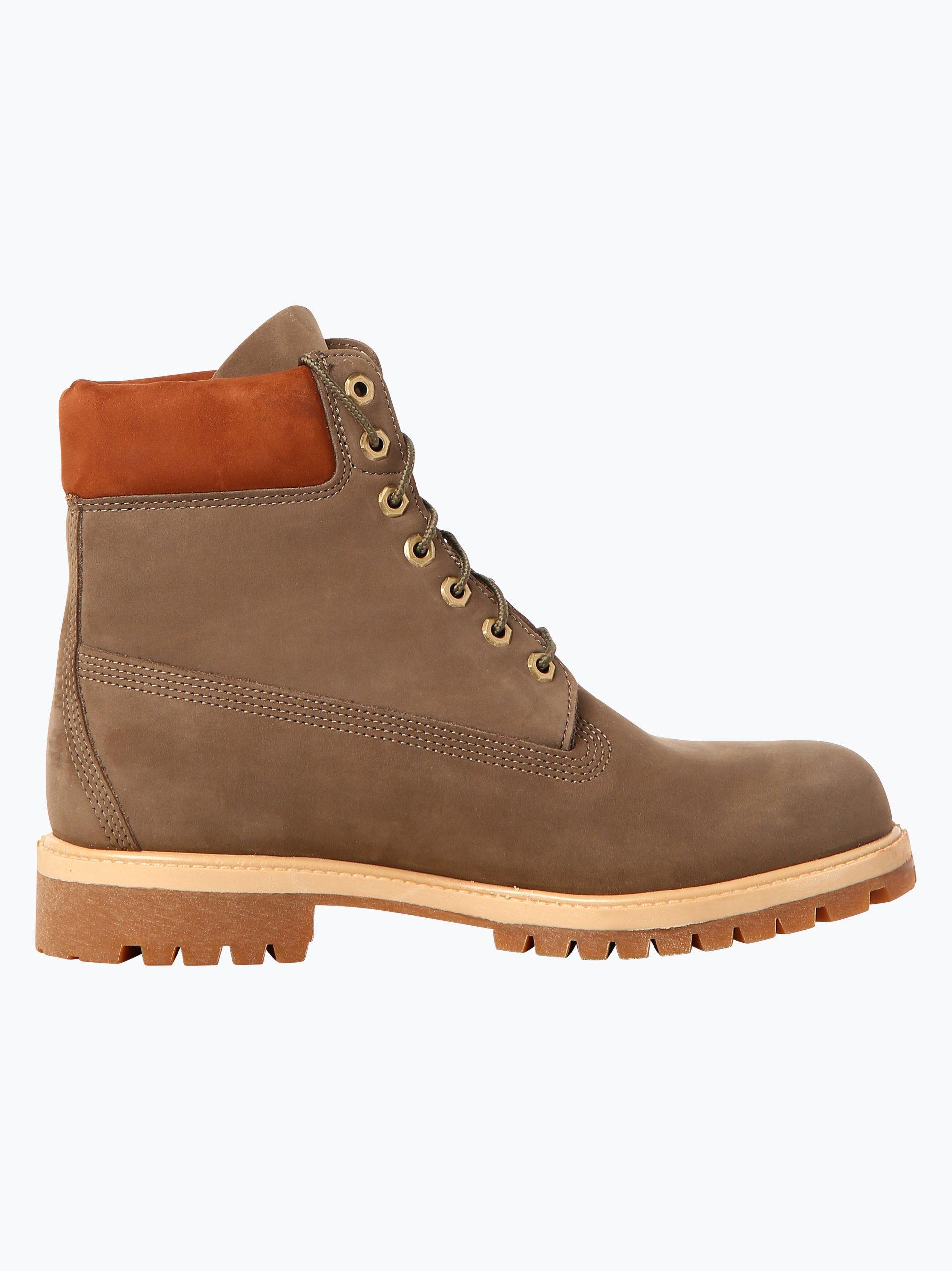 timberland herren boots aus leder taupe cognac uni online kaufen peek und cloppenburg de. Black Bedroom Furniture Sets. Home Design Ideas