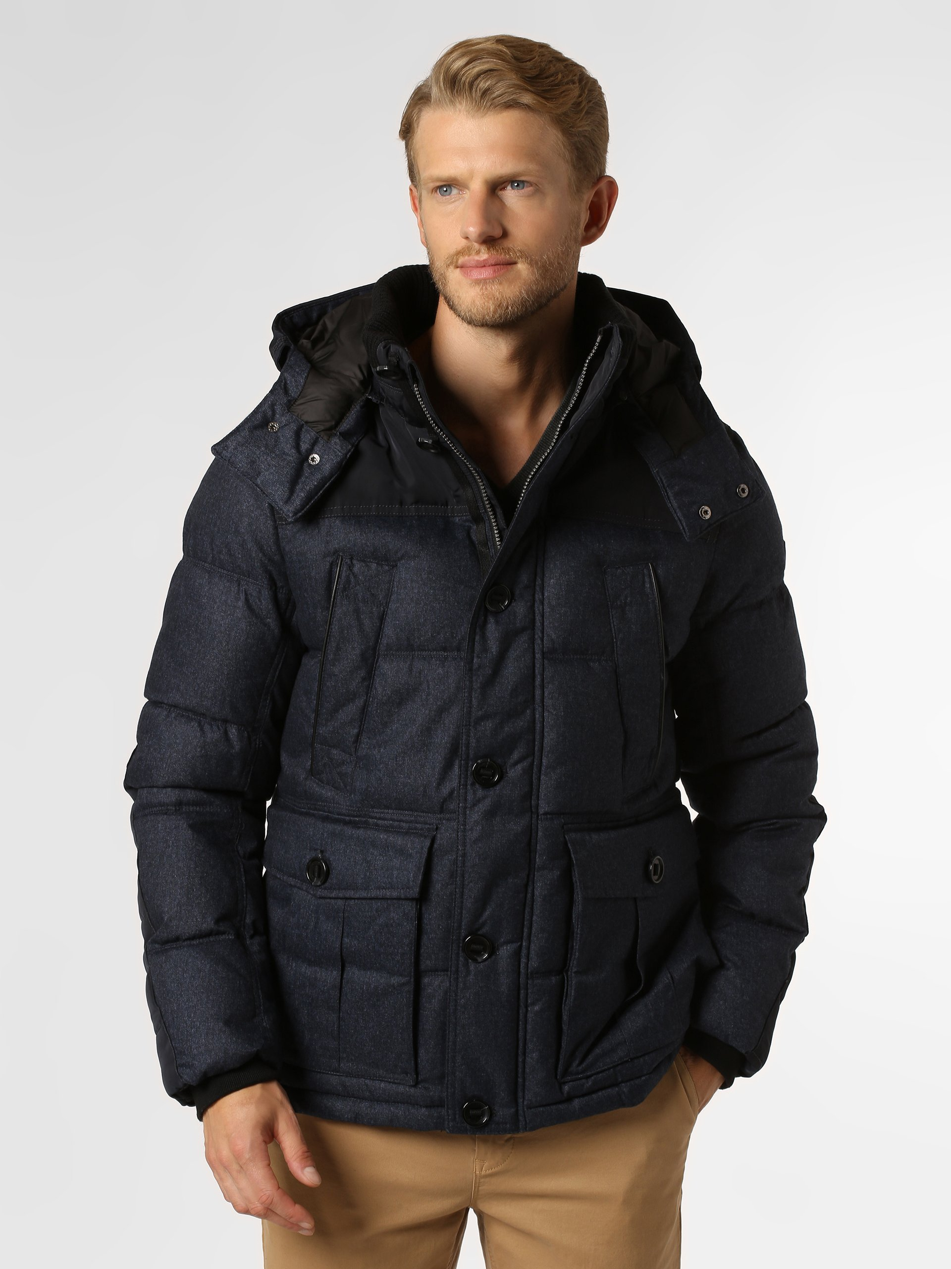 Tom Tailor Herren Funktionsjacke
