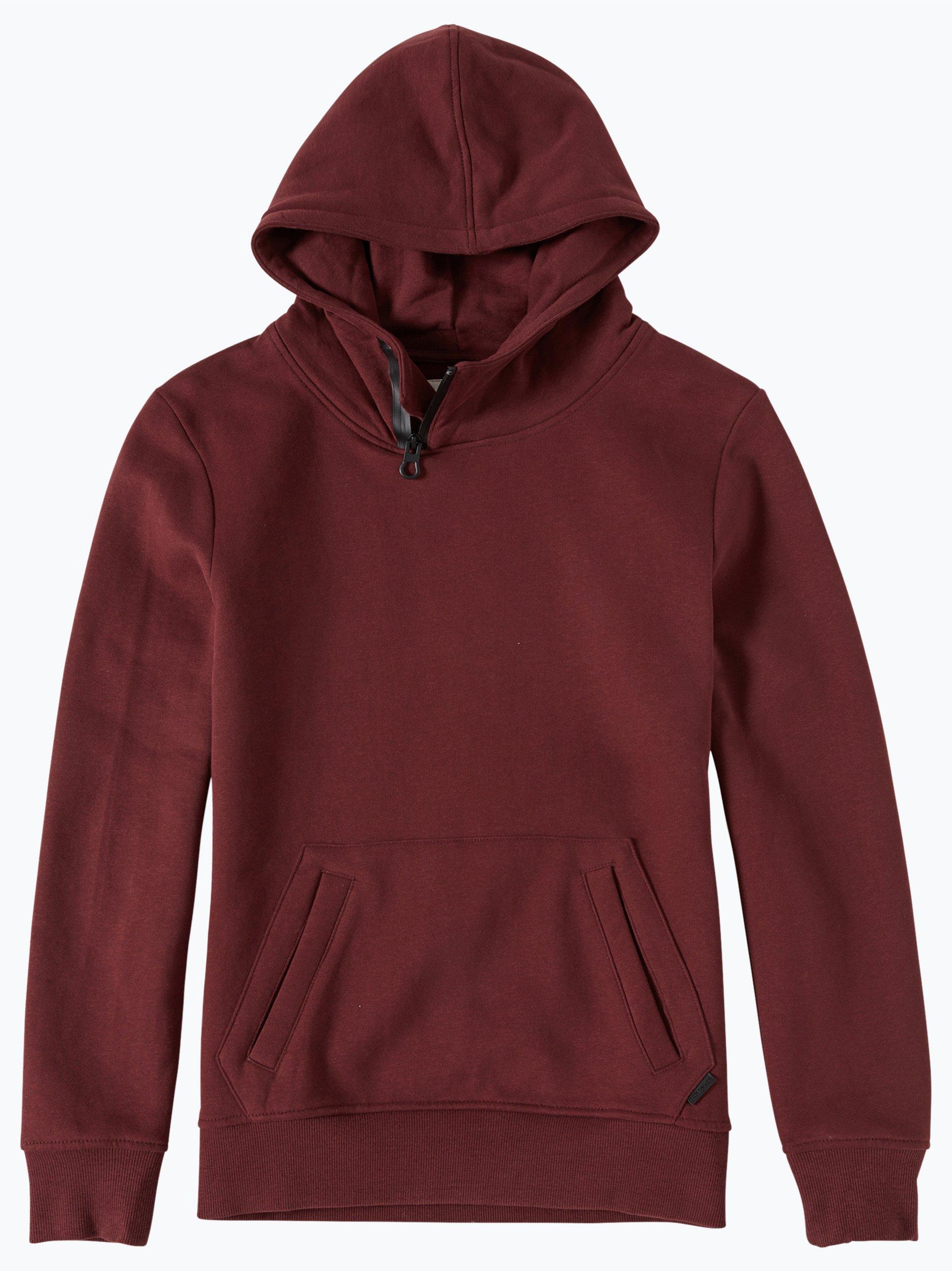 tom tailor jungen sweatshirt bordeaux uni online kaufen. Black Bedroom Furniture Sets. Home Design Ideas