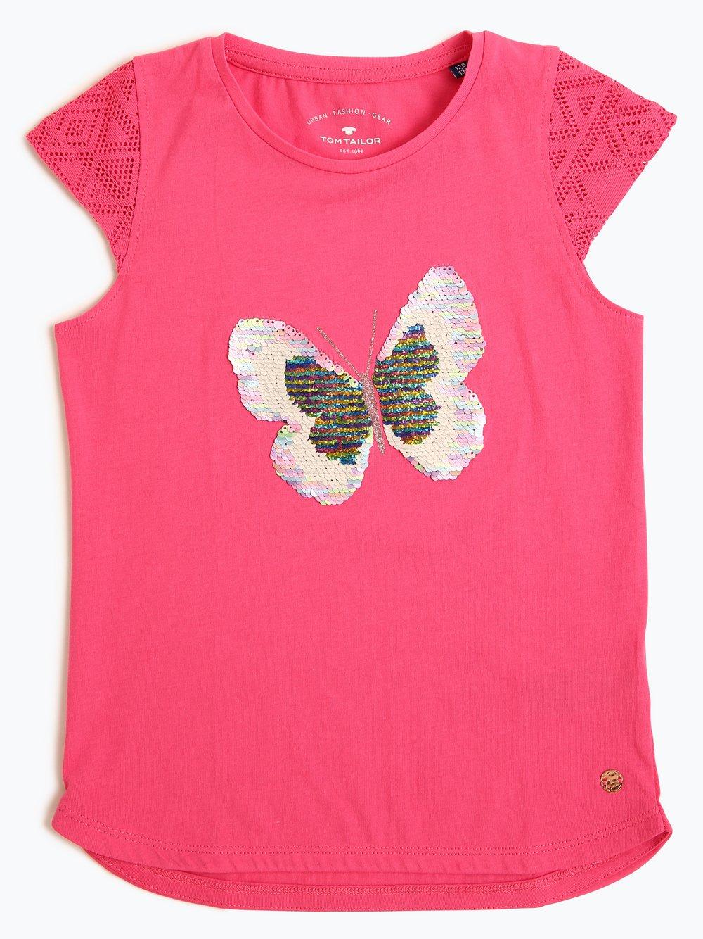 65dc43b48ae469 Tom Tailor Mädchen T-Shirt online kaufen