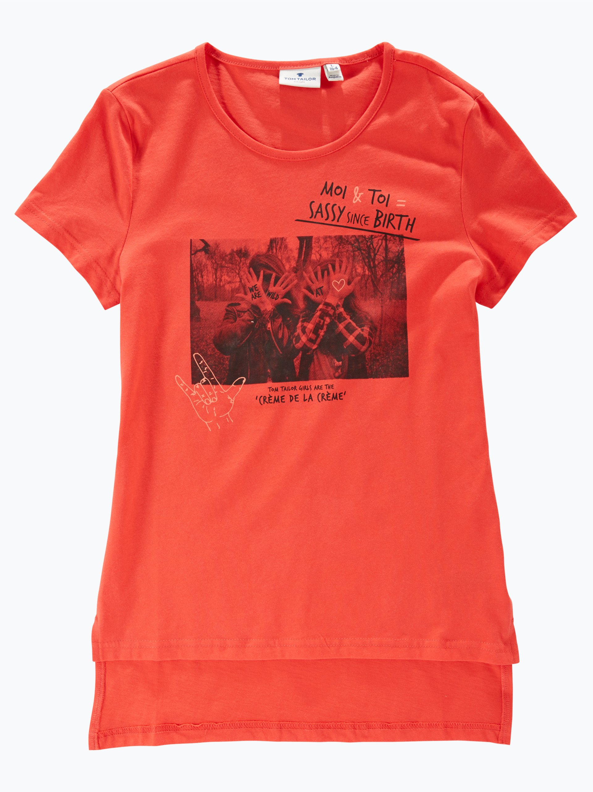 Tom Tailor Mädchen T-Shirt