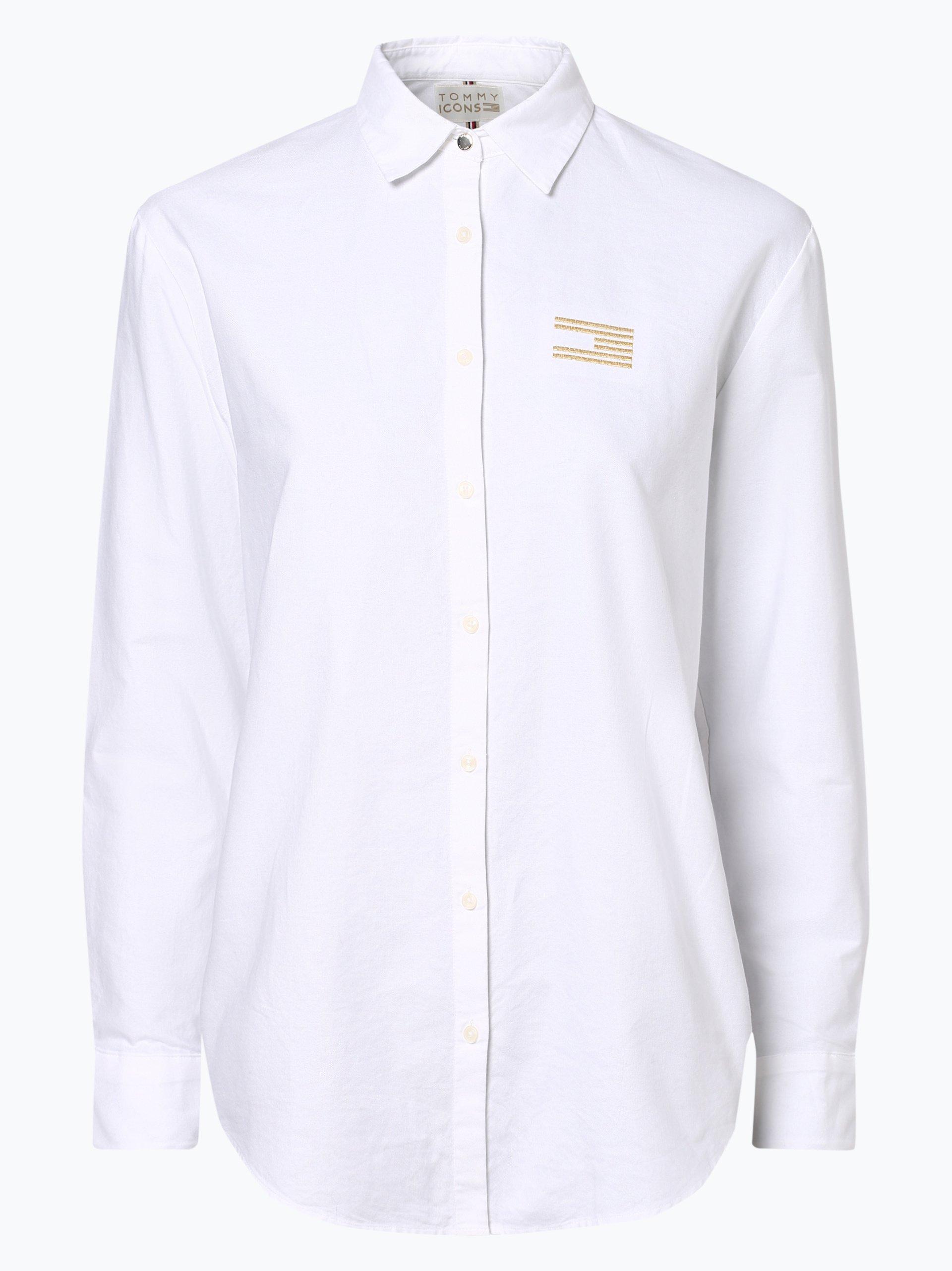 Tommy Hilfiger Bluzka damska – Tommy Icons Girlfriend Shirt