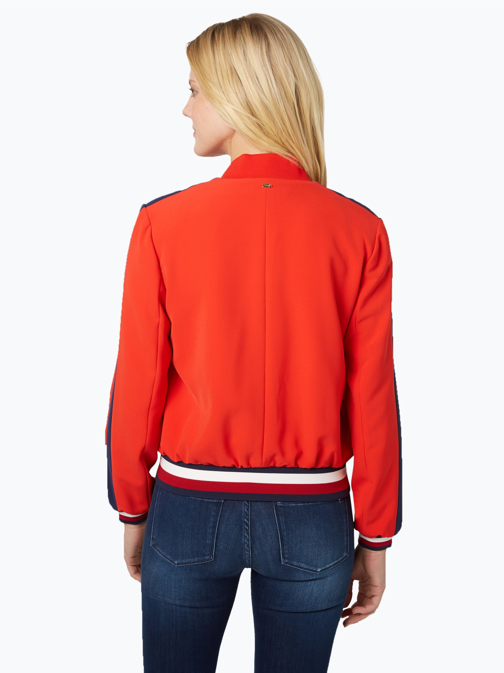 tommy hilfiger damen blazer jillian rot uni online kaufen peek und cloppenburg de. Black Bedroom Furniture Sets. Home Design Ideas