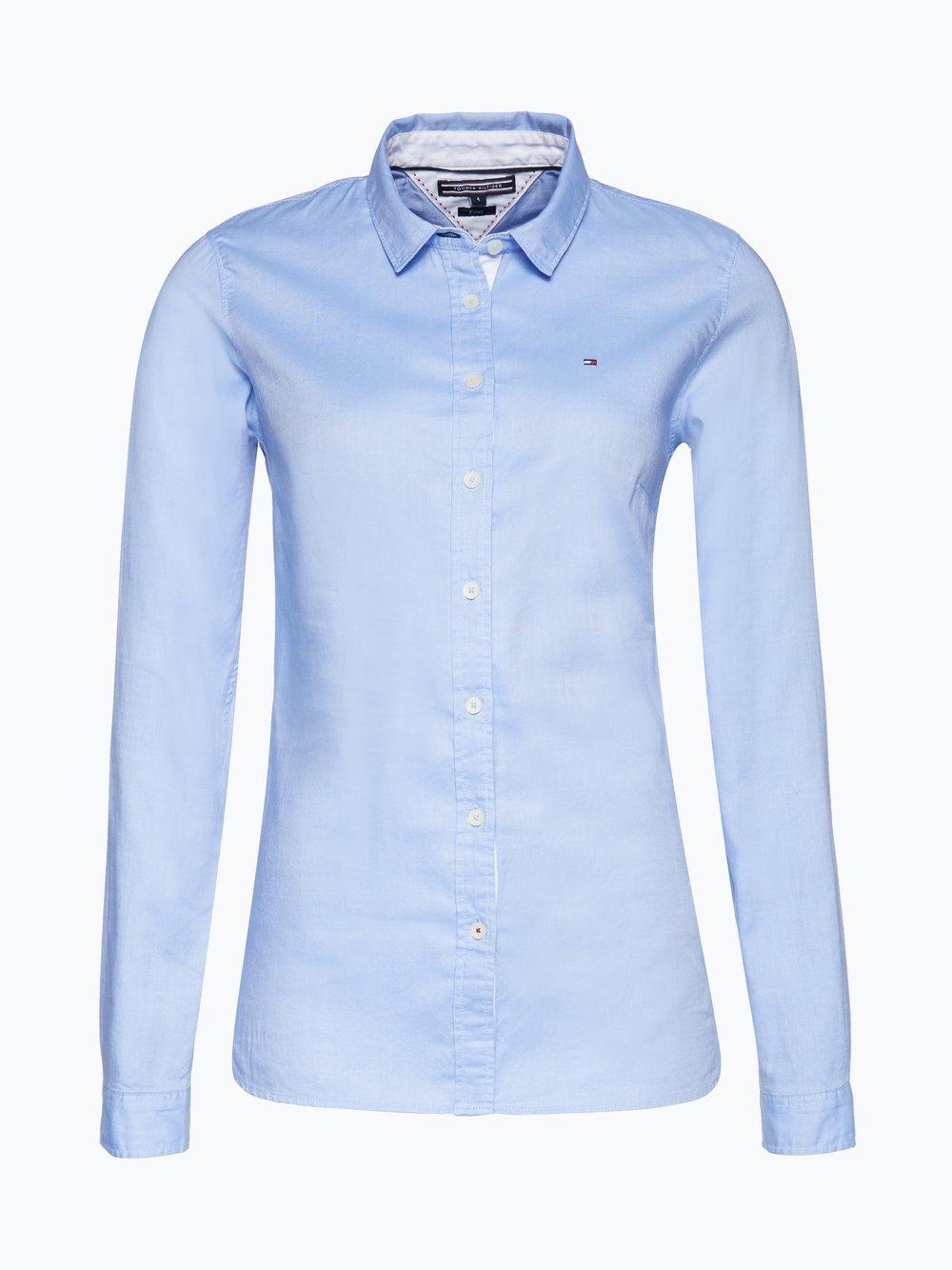 b6e554ee17c168 Tommy Hilfiger Damen Bluse - Jenna online kaufen | PEEK-UND ...
