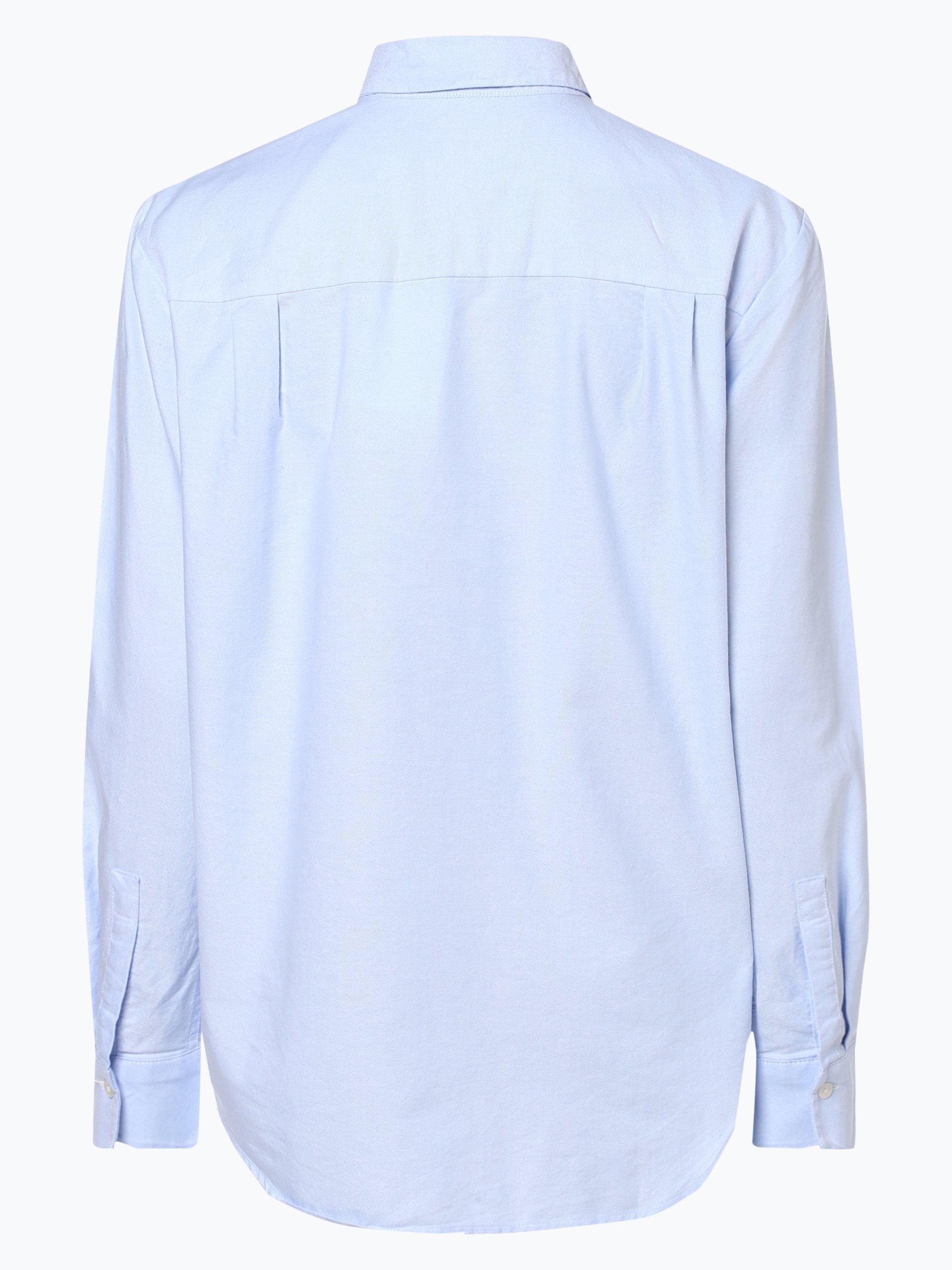 Tommy Hilfiger Damen Bluse - Tommy Icons Girlfriend Shirt