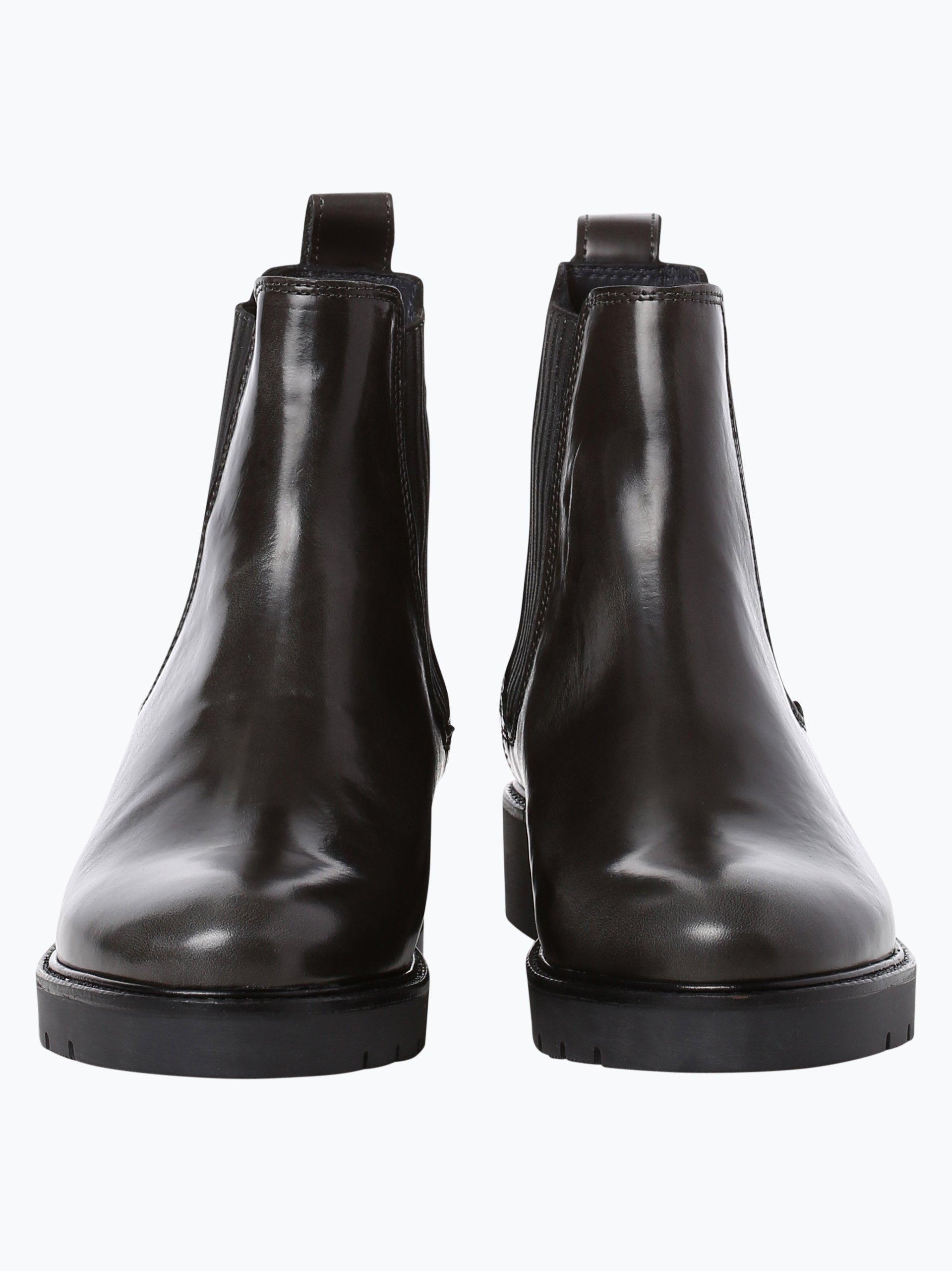 tommy hilfiger leder boots