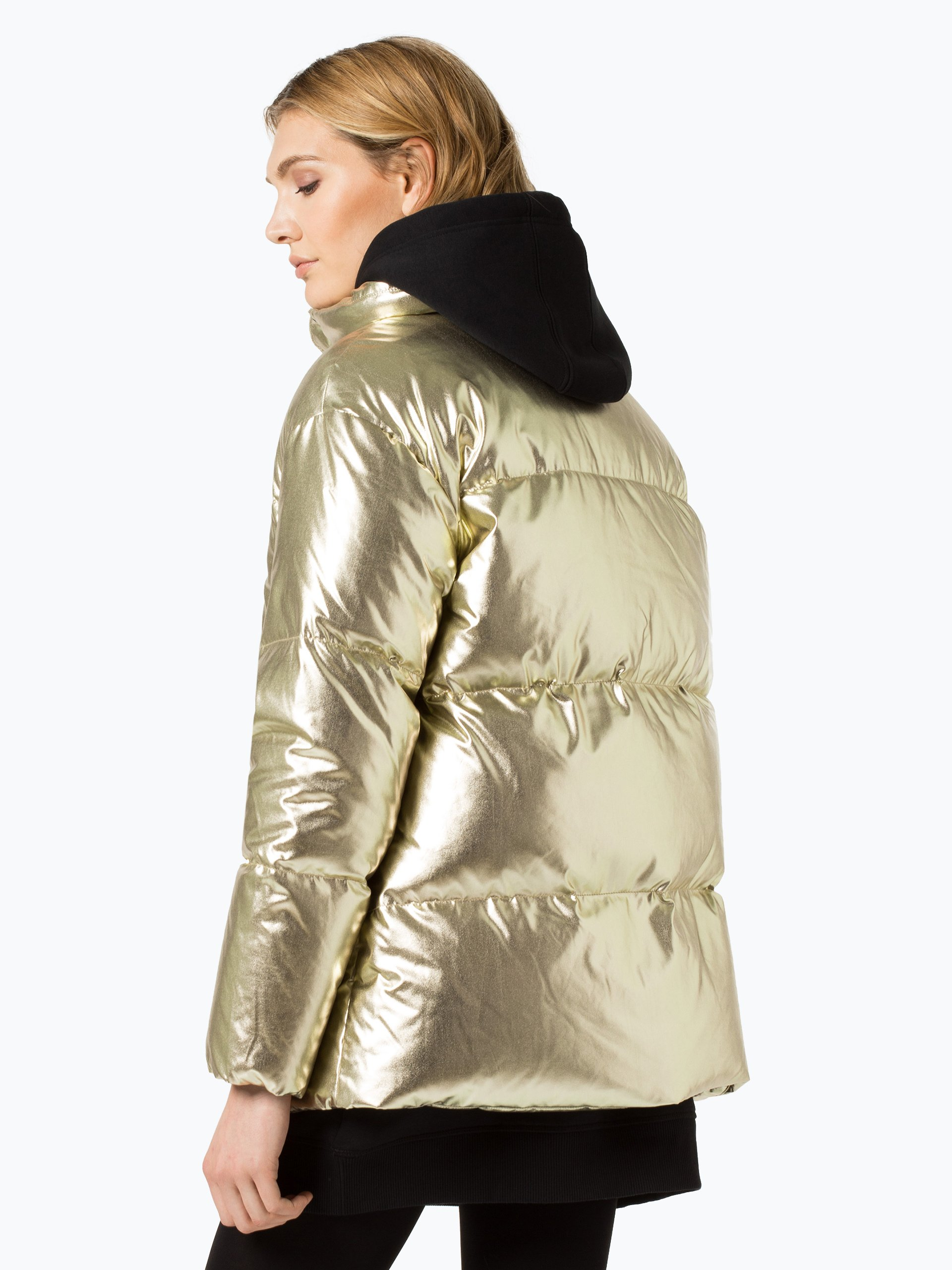 Tommy Hilfiger Damen Daunenjacke - Tommy Icons Puffer Jacket