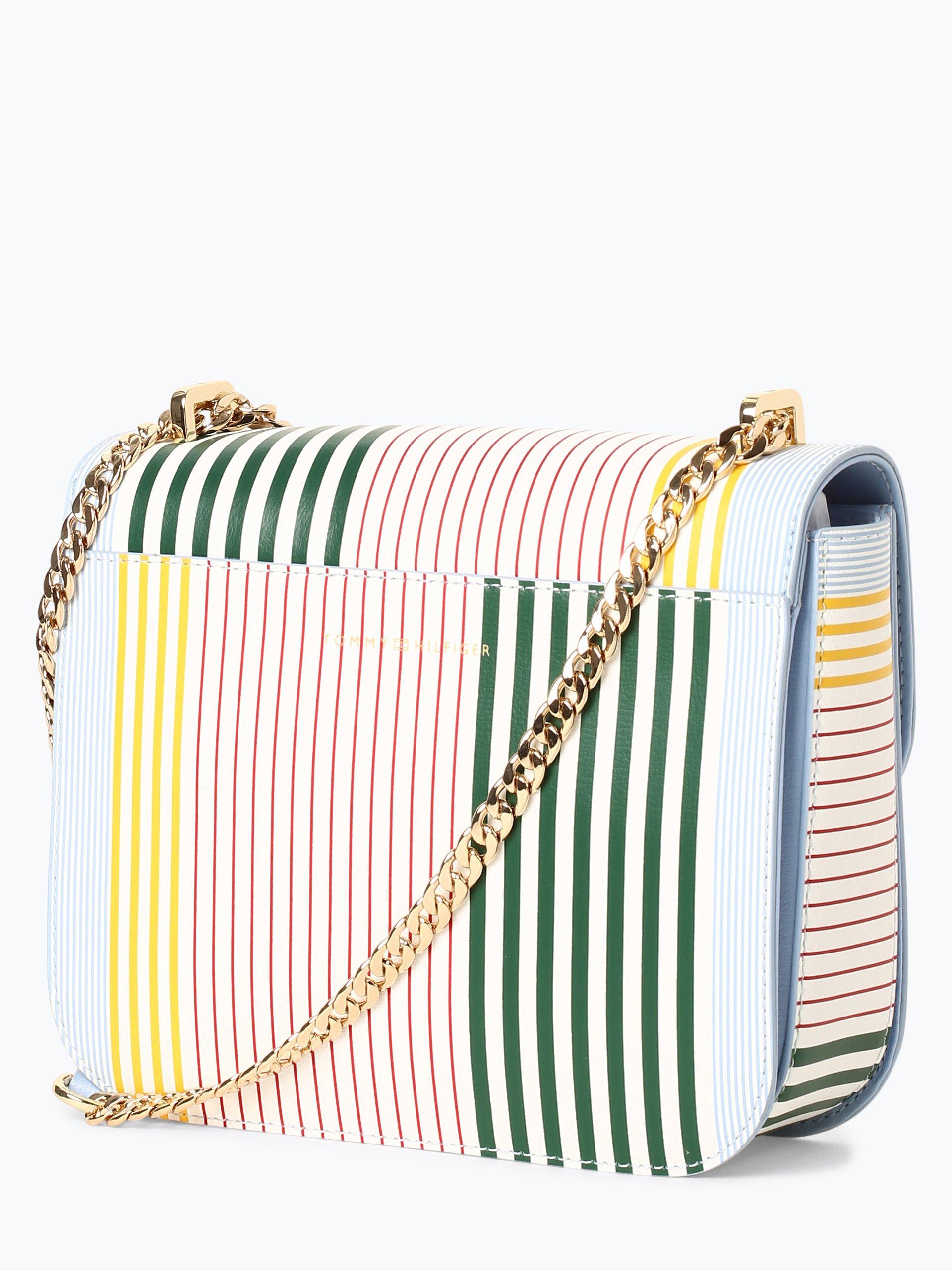 Tommy Hilfiger Damen Handtasche aus Leder