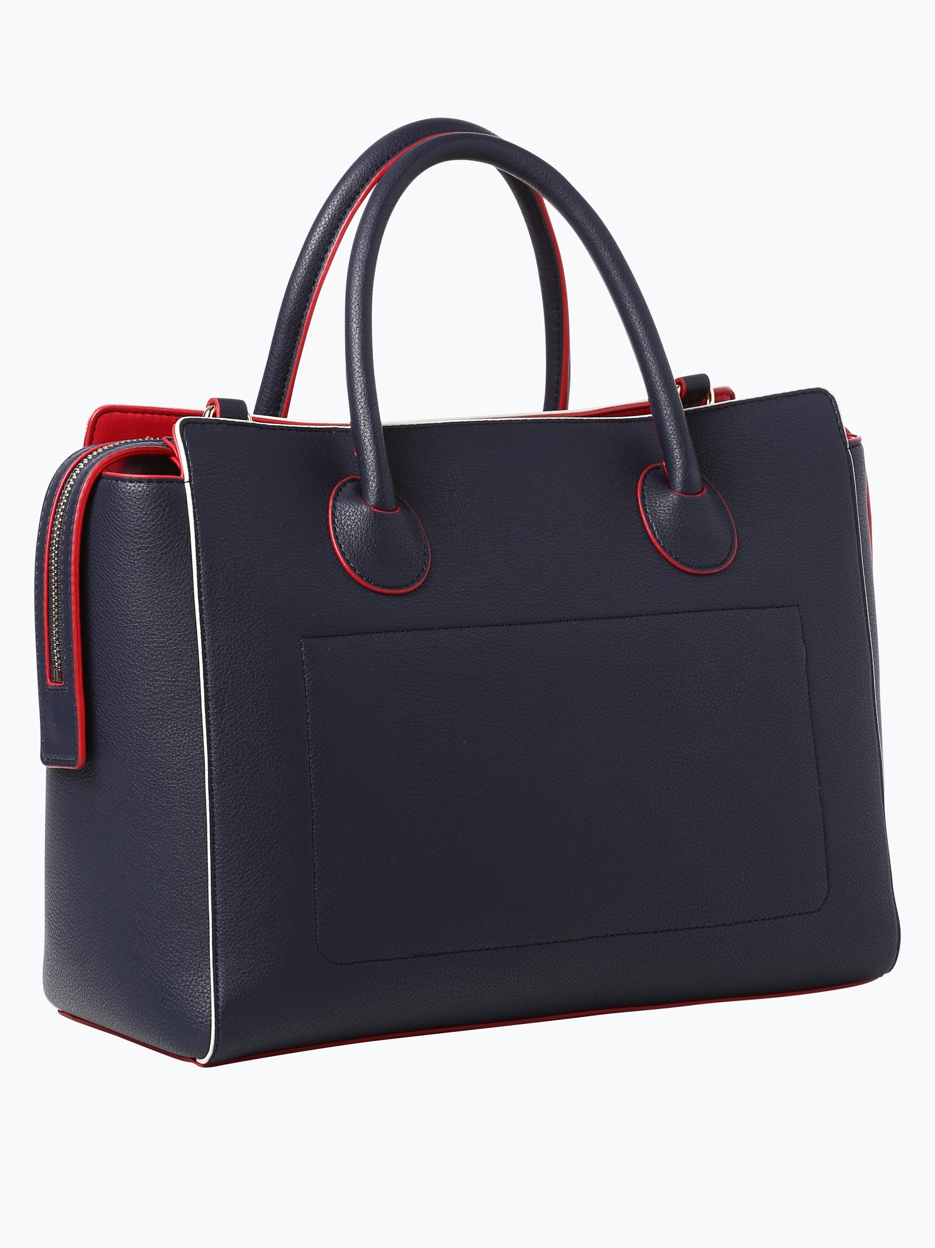 tommy hilfiger damen handtasche marine uni online kaufen. Black Bedroom Furniture Sets. Home Design Ideas